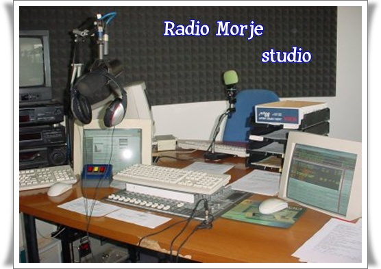 Radio Morje studio (blog Don Marko M)