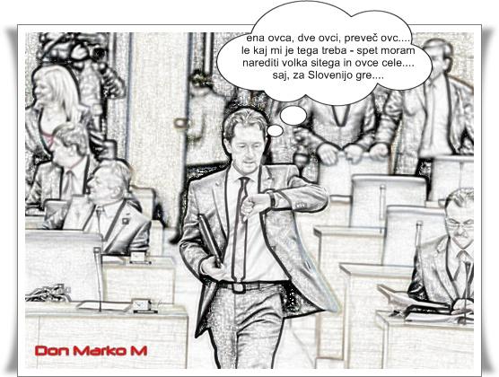Brez Ugibanj. Ve se, kdo drži Janšo nad gladino (blog Don Marko M) 01