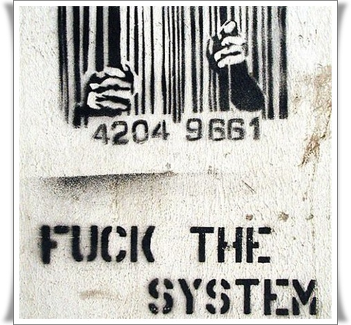 Fuck the system (blog Don Marko M)
