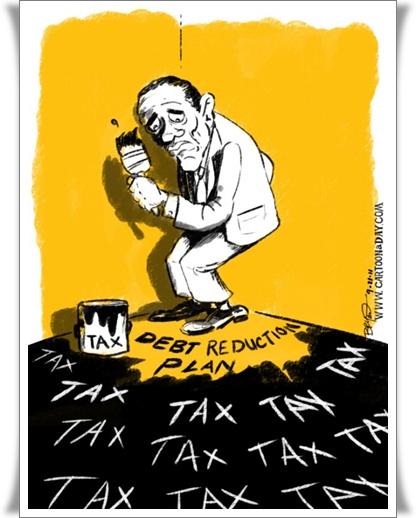 Davki sanjajo davke
