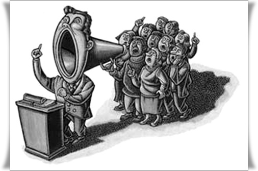 Univerzalen govor (blog Don Marko M)