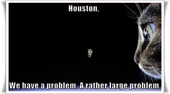 Houston we have problem (blog Don Marko M)