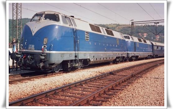 Modri vlak 1