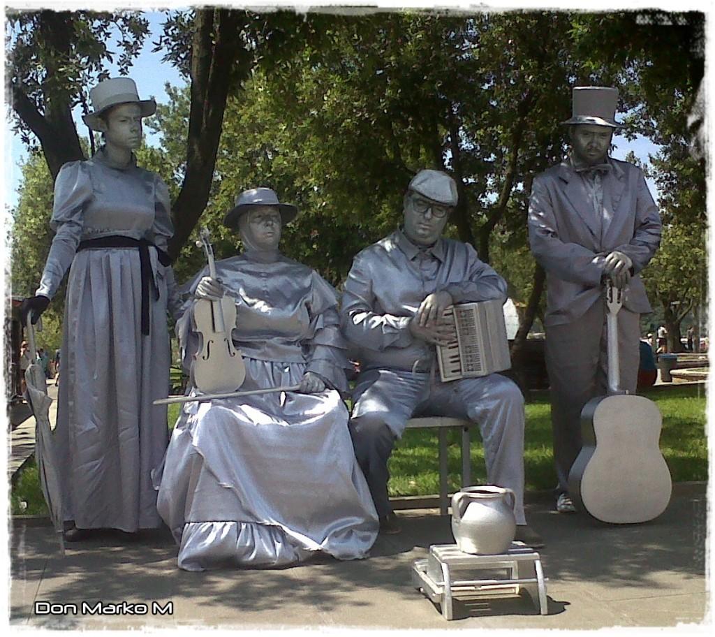 Glasbena družina (blog Don Marko M)