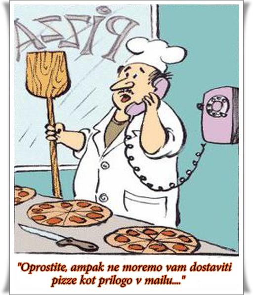 Pizza dostava (blog Don Marko M)