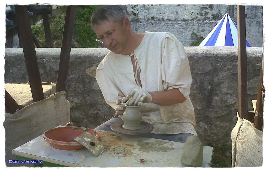 Grofje veličastni, vitezi bojeviti in dvorne lepotice dežele Celjske 1 Stari grad Celje 2013 (blog Don Marko M)