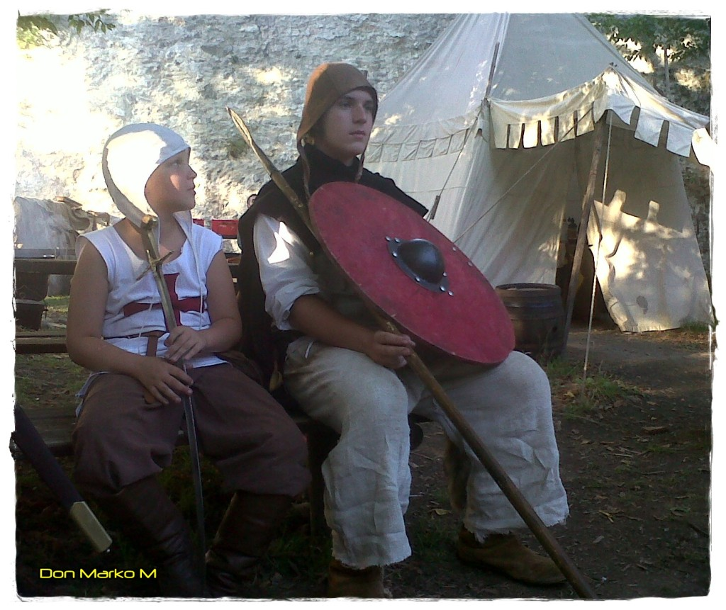 Grofje veličastni, vitezi bojeviti in dvorne lepotice dežele Celjske 11 Stari grad Celje 2013 (blog Don Marko M)