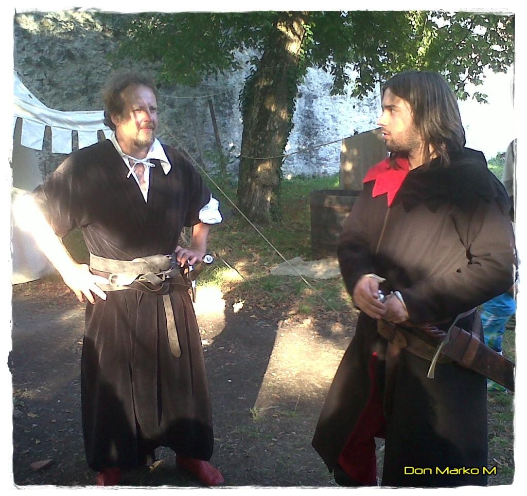 Grofje veličastni, vitezi bojeviti in dvorne lepotice dežele Celjske 12 Stari grad Celje 2013 (blog Don Marko M)