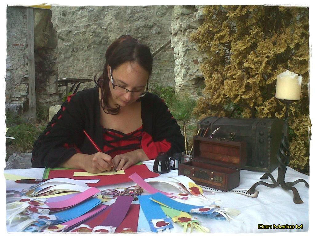 Grofje veličastni, vitezi bojeviti in dvorne lepotice dežele Celjske 13 Stari grad Celje 2013 (blog Don Marko M)