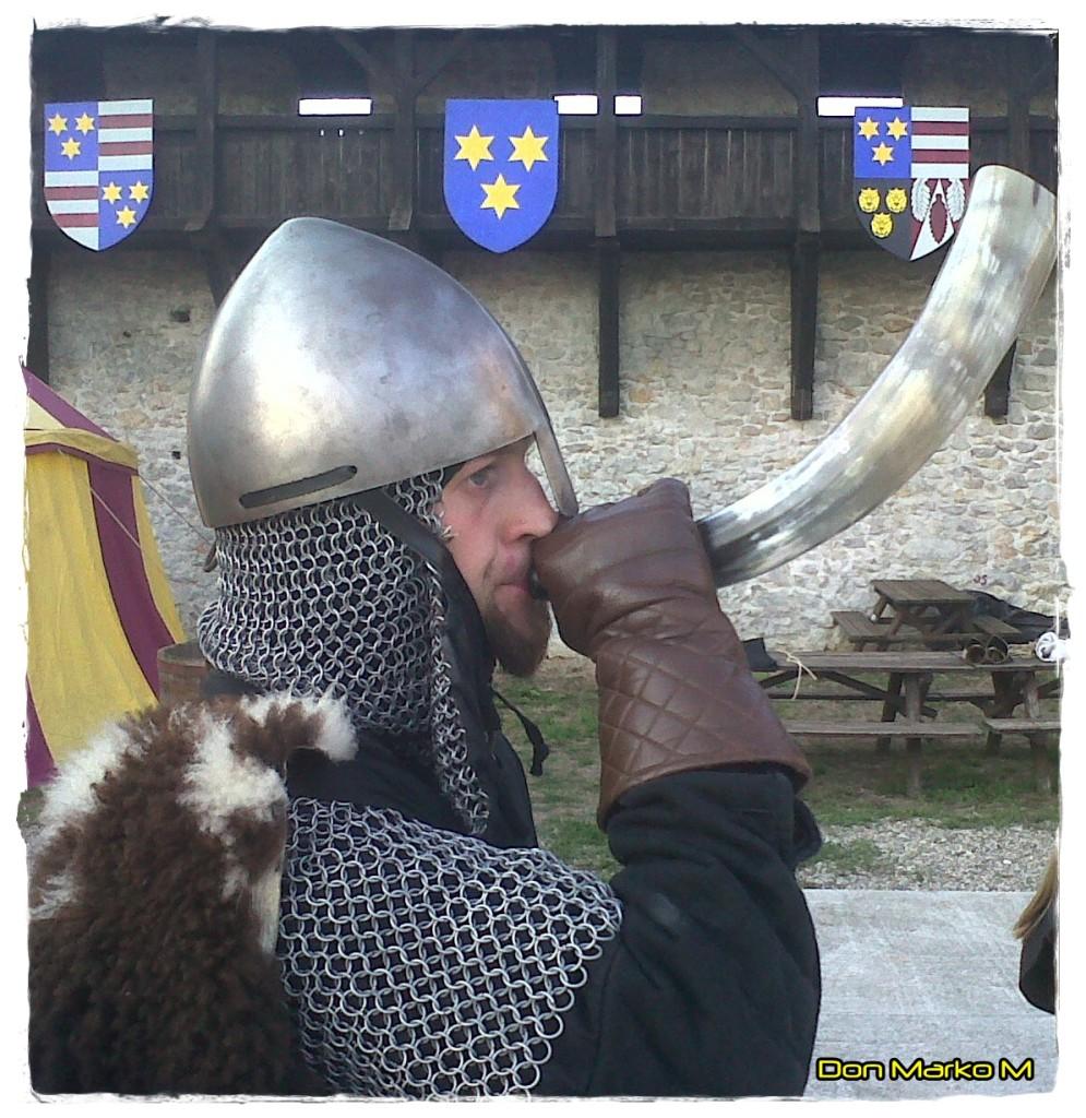 Grofje veličastni, vitezi bojeviti in dvorne lepotice dežele Celjske 16 Stari grad Celje 2013 (blog Don Marko M)