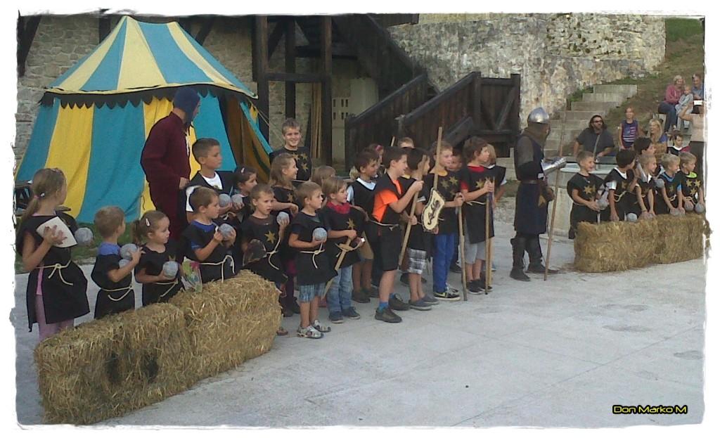 Grofje veličastni, vitezi bojeviti in dvorne lepotice dežele Celjske 17 Stari grad Celje 2013 (blog Don Marko M)