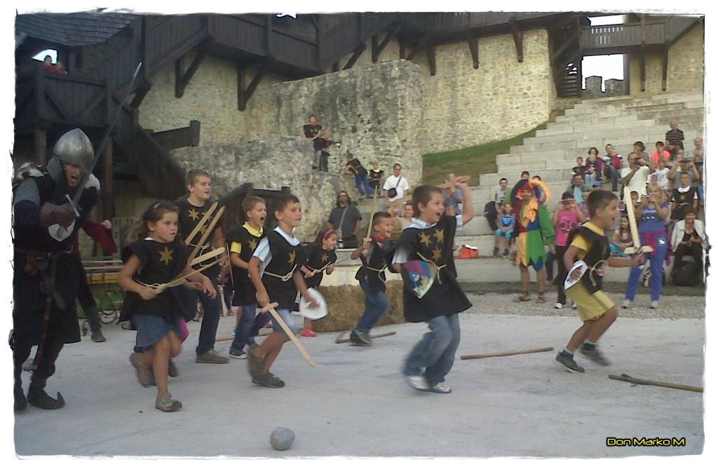 Grofje veličastni, vitezi bojeviti in dvorne lepotice dežele Celjske 19 Stari grad Celje 2013 (blog Don Marko M)
