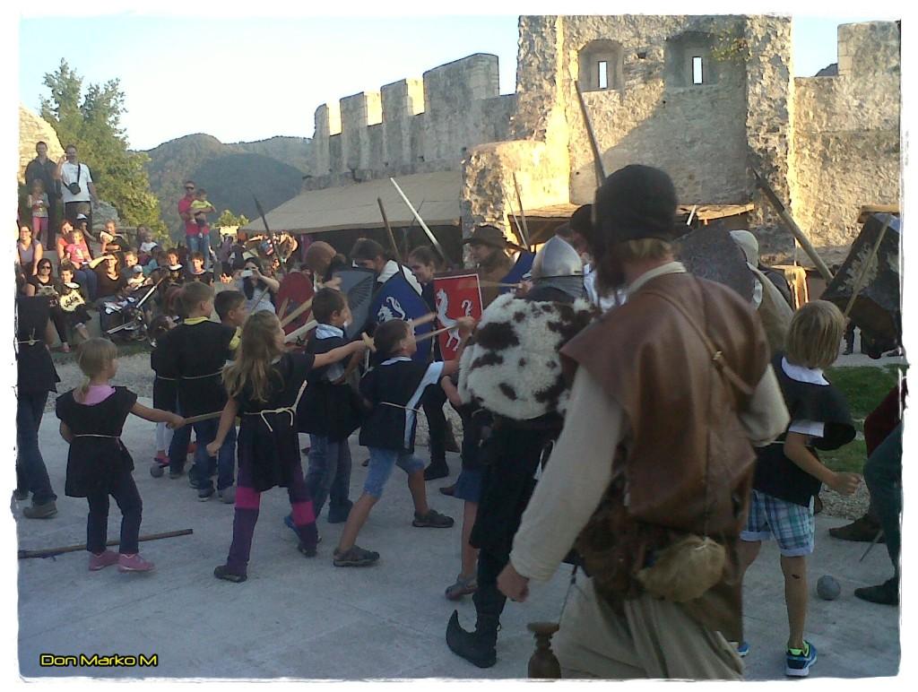 Grofje veličastni, vitezi bojeviti in dvorne lepotice dežele Celjske 20 Stari grad Celje 2013 (blog Don Marko M)