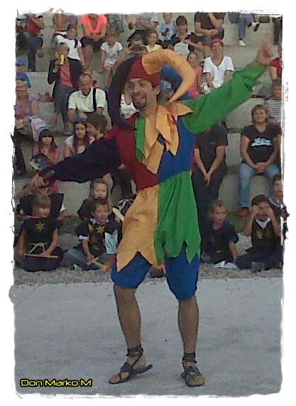 Grofje veličastni, vitezi bojeviti in dvorne lepotice dežele Celjske 22 Stari grad Celje 2013 (blog Don Marko M)