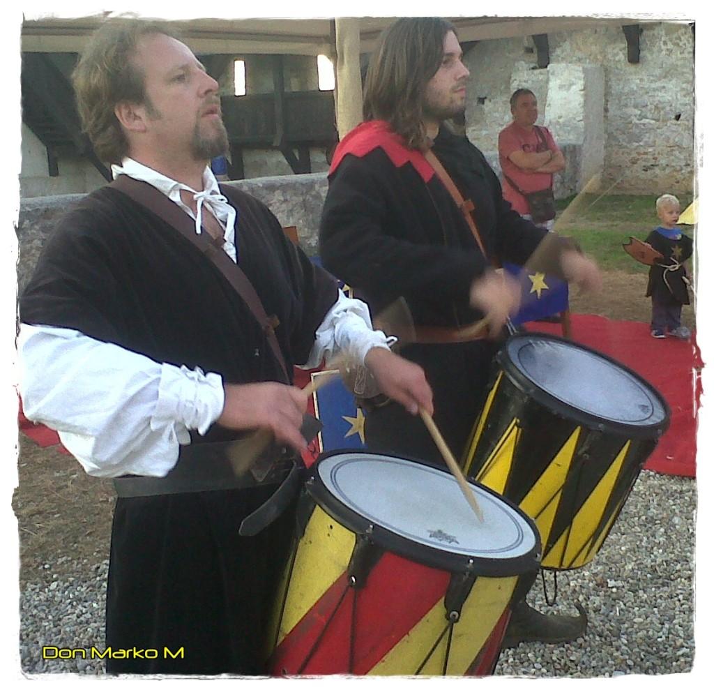 Grofje veličastni, vitezi bojeviti in dvorne lepotice dežele Celjske 23 Stari grad Celje 2013 (blog Don Marko M)