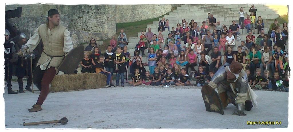 Grofje veličastni, vitezi bojeviti in dvorne lepotice dežele Celjske 25 Stari grad Celje 2013 (blog Don Marko M)