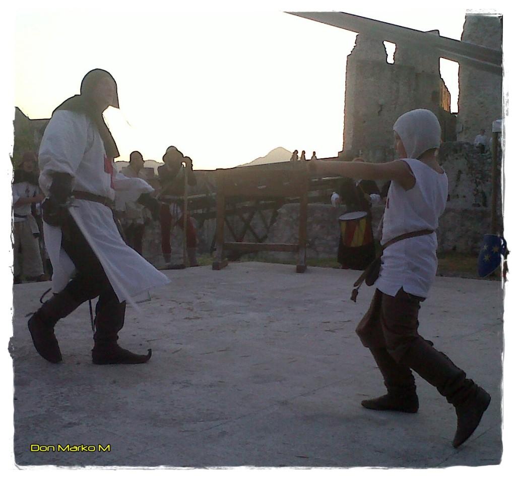 Grofje veličastni, vitezi bojeviti in dvorne lepotice dežele Celjske 27 Stari grad Celje 2013 (blog Don Marko M)