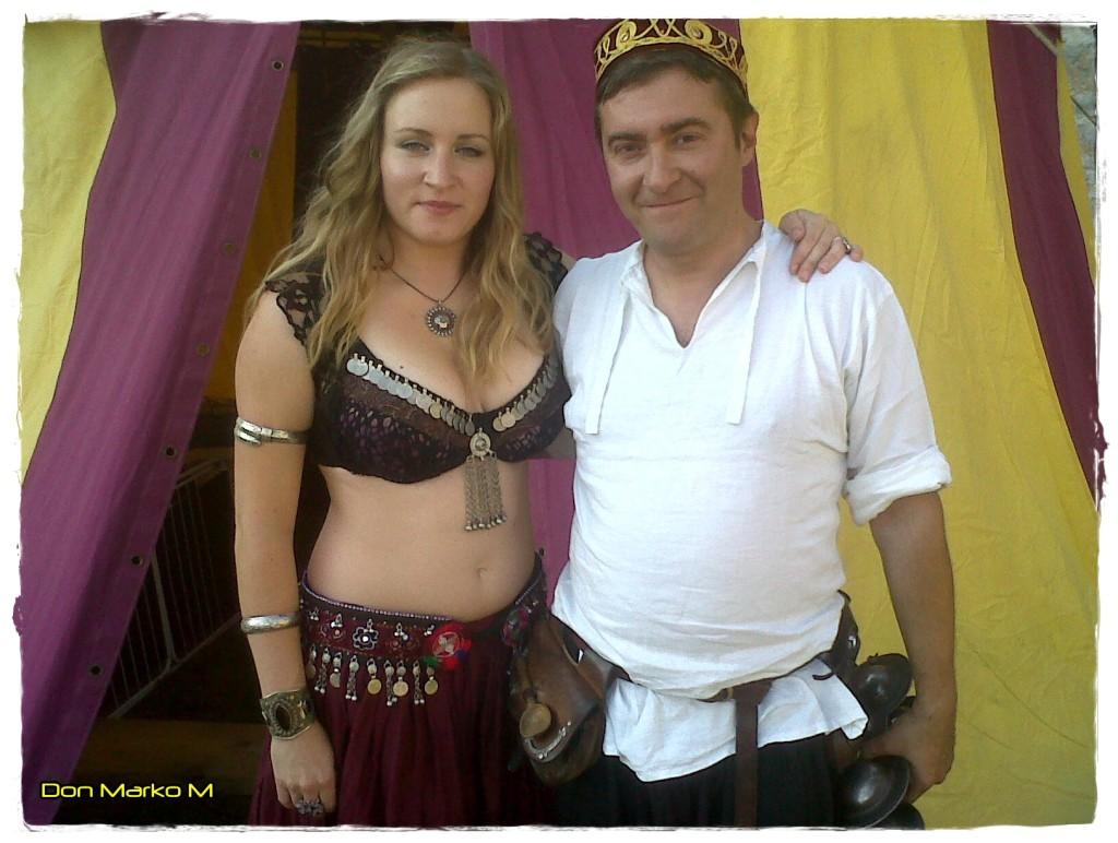 Grofje veličastni, vitezi bojeviti in dvorne lepotice dežele Celjske 4 Stari grad Celje 2013 (blog Don Marko M)
