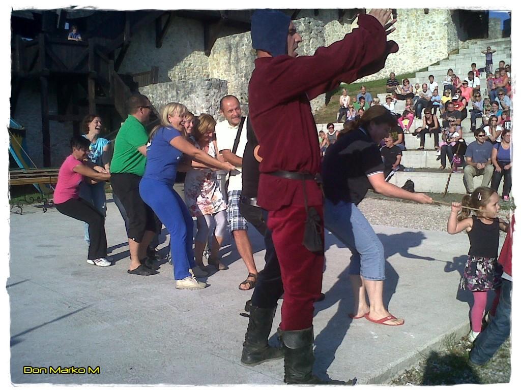 Grofje veličastni, vitezi bojeviti in dvorne lepotice dežele Celjske 7 Stari grad Celje 2013 (blog Don Marko M)