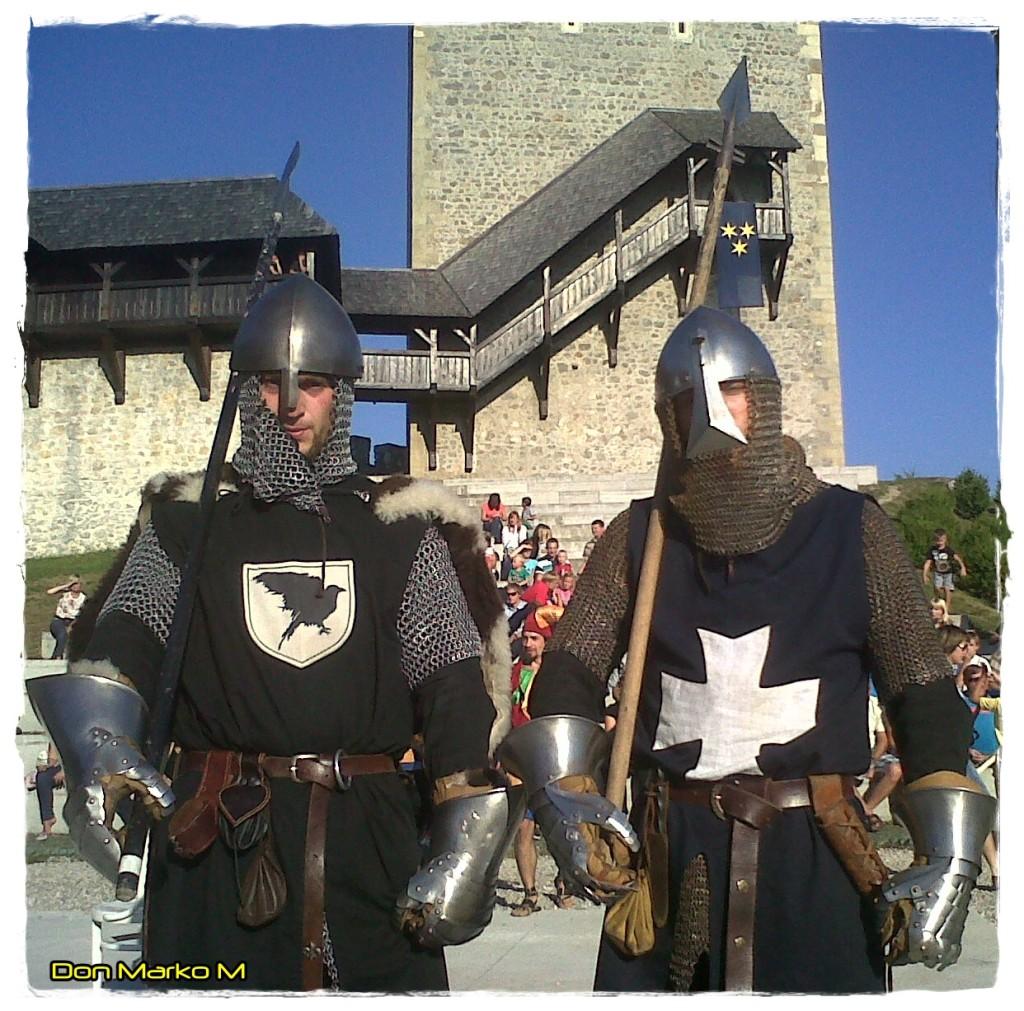 Grofje veličastni, vitezi bojeviti in dvorne lepotice dežele Celjske 9 Stari grad Celje 2013 (blog Don Marko M)