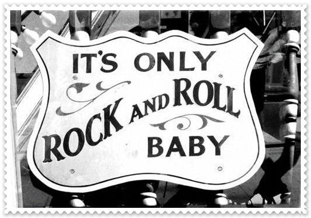 Only rock'n'roll (blog Don Marko M)