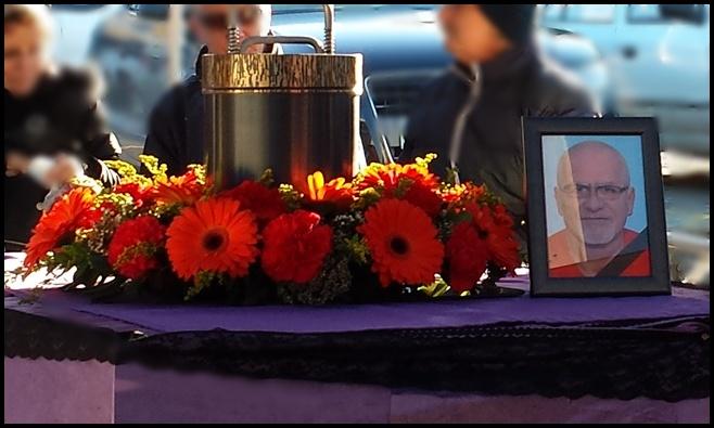 Aleksander Oven Noah pogreb