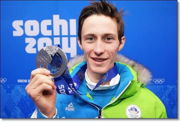 Peter Prevc OI Sochi 2014