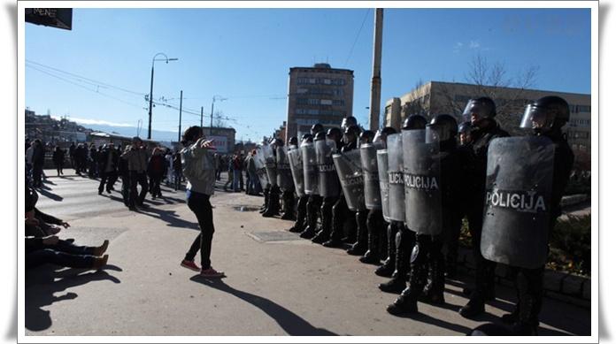 Protesti  BiH 2014