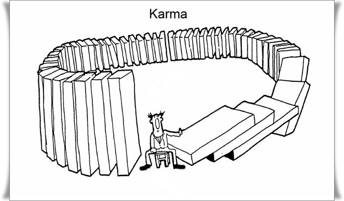 Karma (blog Don Marko M)