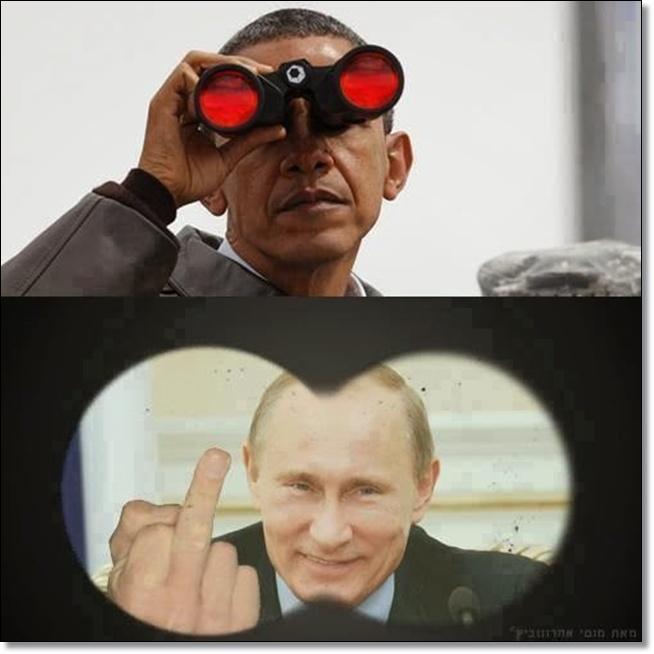Putin pozdravlja Obamo (blog Don Marko M)