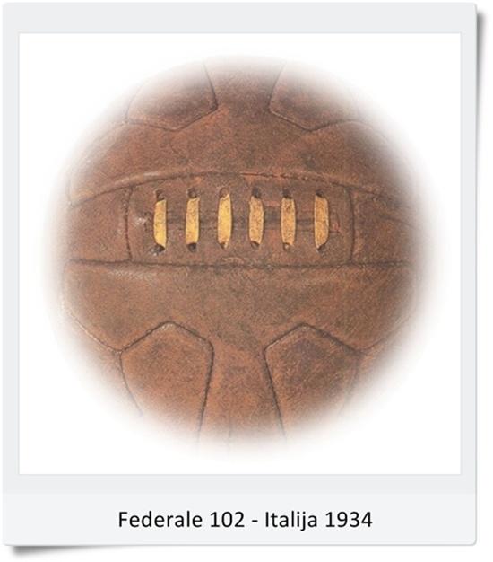 Žoga Federale 102 SP Italija 1934 (blog Don Marko M)