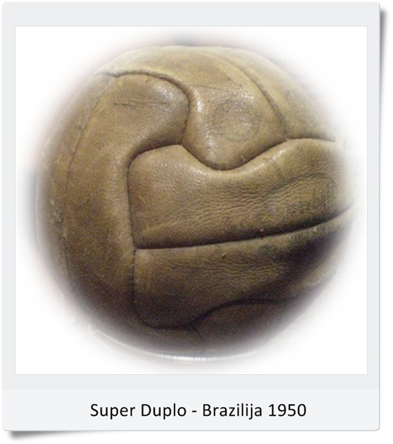 Žoga Super Duplo T SP Brazilija 1950 (blog Don Marko M)