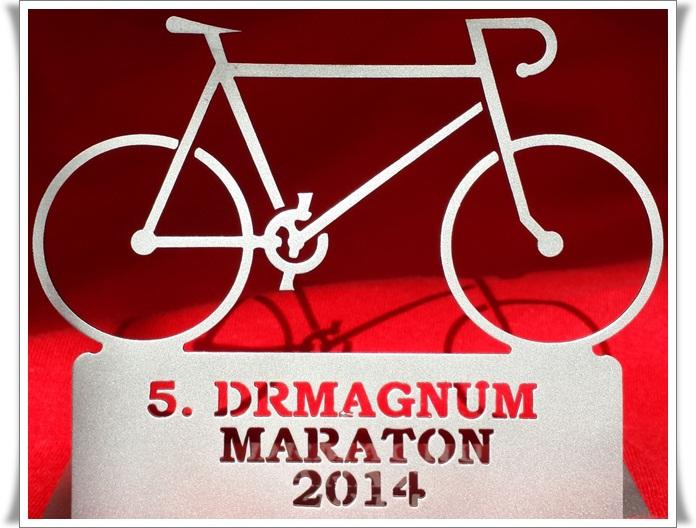 5 DrMagnum maraton logo