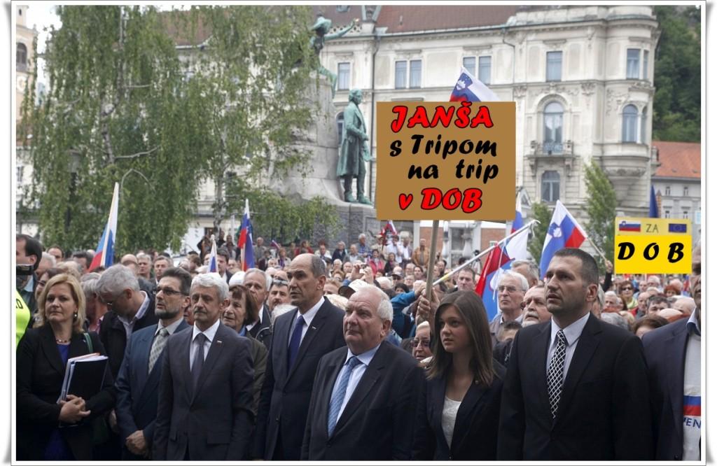 Janša tretja Majniška deklaracija (blog Don Marko M)