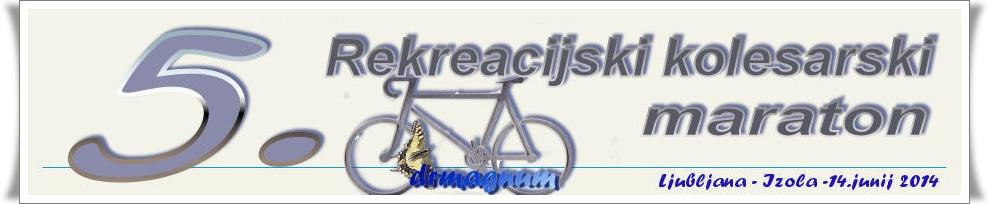 Logo 5-DRmagnummaratona