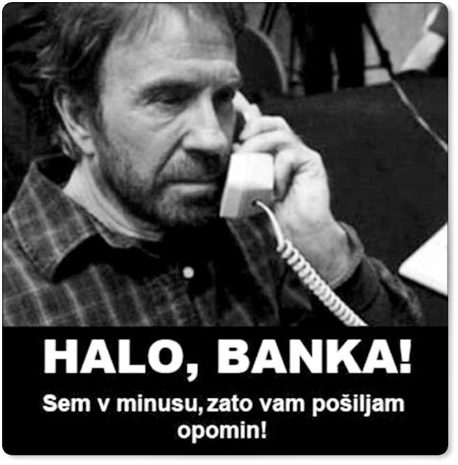 Čak Noris banka (blog Don Marko M)