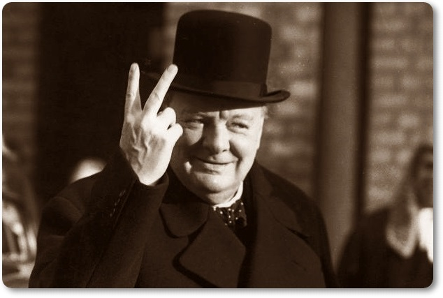 Winston Churchill  (blog Don Marko M)