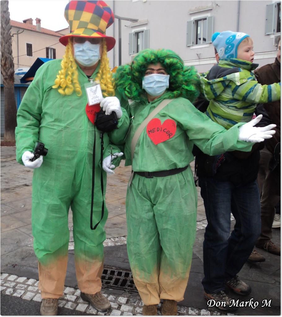 7. Istrski Karneval (Pust) Koper 2015 3
