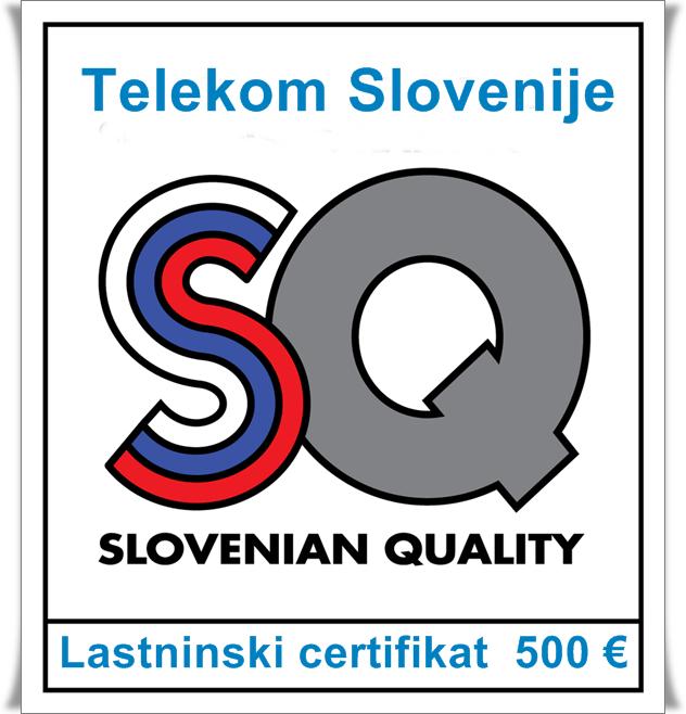 Certifikat Telekom (blog Don Marko M)