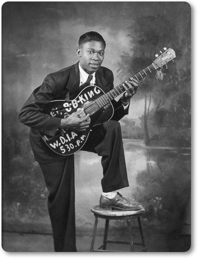 BB King kitara Lucille (blog Don Marko M)