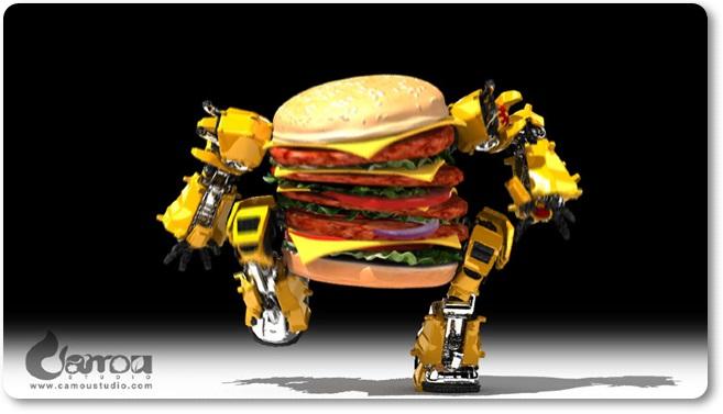 Robot hitra prehrana (blog  Don Marko M)