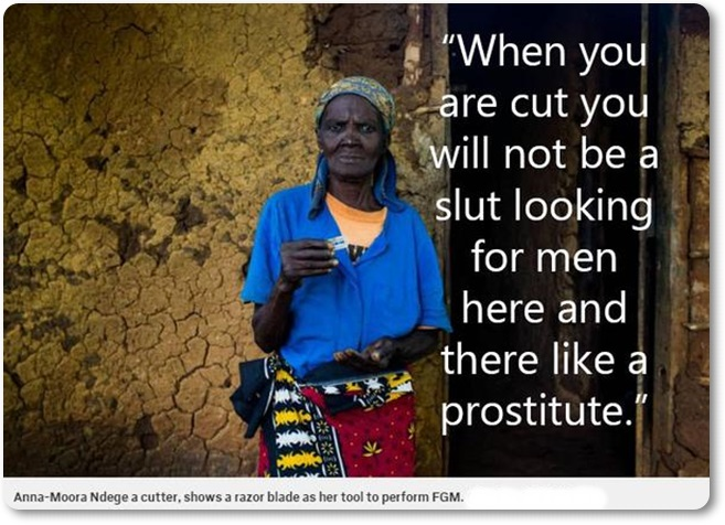 Žensko obrezovanje (blog Don Marko M)