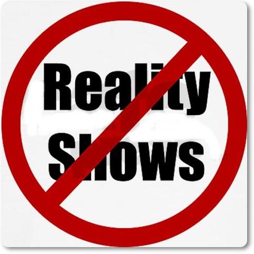 Stop resničnostnim šovom (blog Don Marko M)