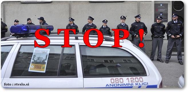 Policija stavka (blog Don Marko M)