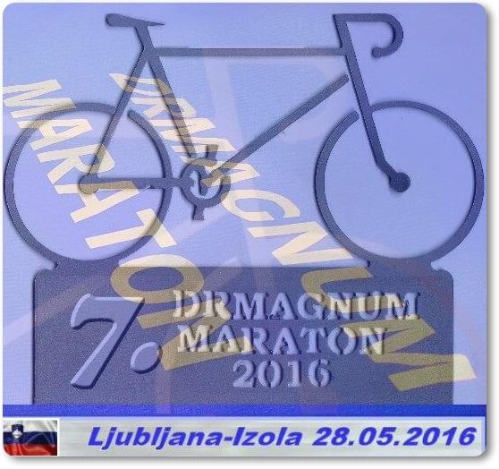 DRMAGNUM MARATON 2016