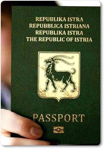 Potni list republika Istra (blog Don Marko M)