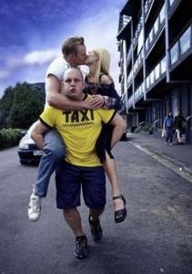 Taxi za zaljubljene
